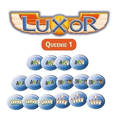 Luxor Queenie 1 : Essaim de Scarabées