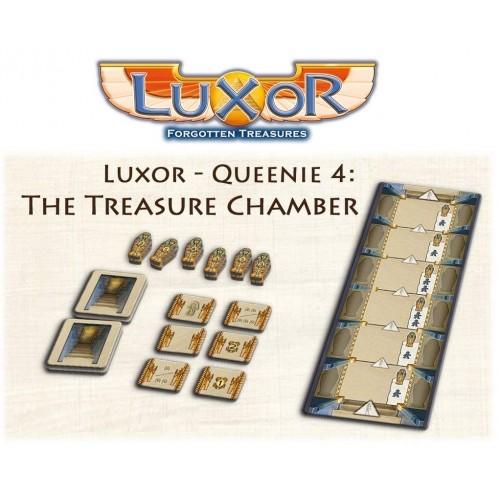 Luxor Queenie 4 : La Salle au Trésor