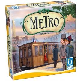 Metro Version Anglais/Allemand