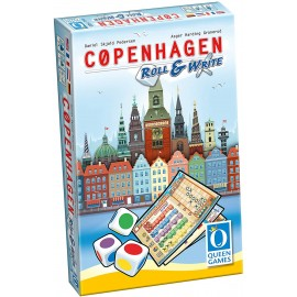 Copenhagen Roll & Write