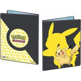 Portfolio A4 Pikachu pour 180 Cartes Pokemon