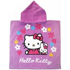Poncho Hello Kitty