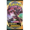 Booster Pokemon Epée et Bouclier Ténèbres Embrasées