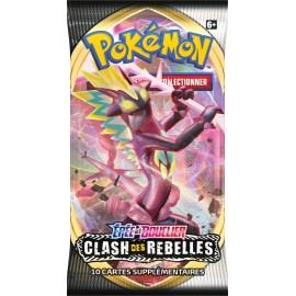 Booster Pokemon Epée et Bouclier Clash des Rebelles