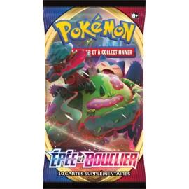 Booster Pokemon Epée et Bouclier