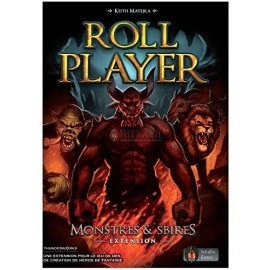 Roll Player Extension Monstres & Sbires