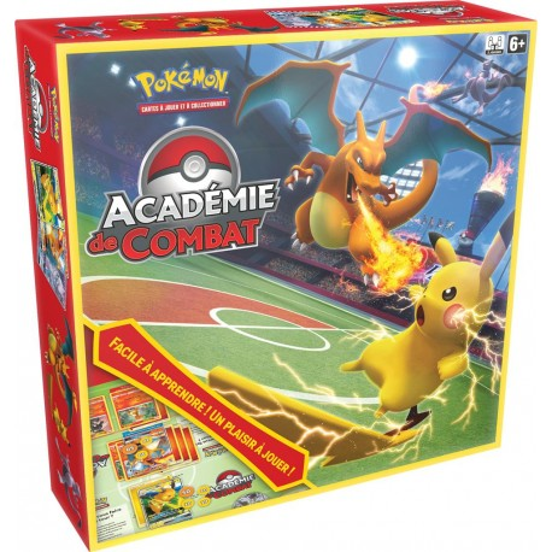 Coffret Pokemon Academie de Combat