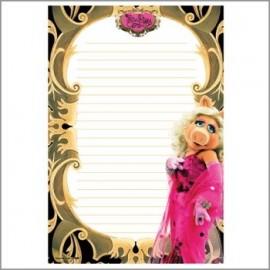 Tableau Métal Muppets Piggy