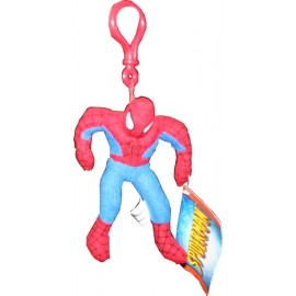 Porte Clés Peluche Spiderman