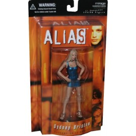 Figurine Alias Sydney Bristow