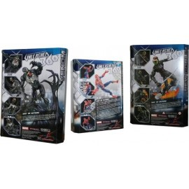 3 Figurines de Spiderman