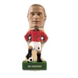 Bobbing Head Football Rio Ferdinand Manchester United