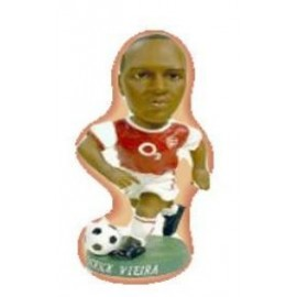 Bobbing Head Football Patrick Vieira Arsenal