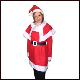 Costume Mère Noel