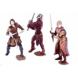 Assortiment de 3 Figurines du Seigneur des Anneaux