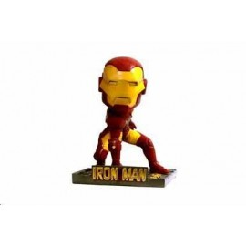 Bobbing Head Iron Man