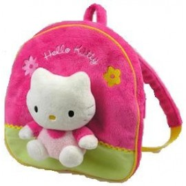 Sac à Dos Hello Kitty en Peluche