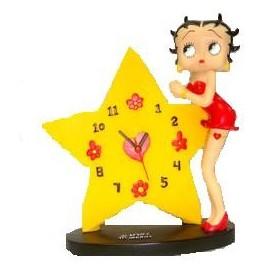 Réveil Betty Boop Star