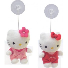 Peluche Hello Kitty avec Ventouse