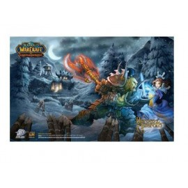 World of Warcraft Tapis de Jeu Héros d'Azeroth