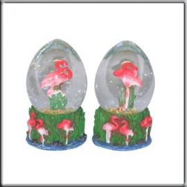 Boule Flamant Rose