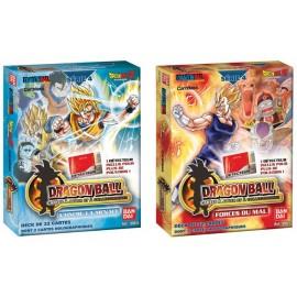 Deck Dragon Ball Z Serie 4