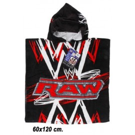 Poncho de Bain à Capuche WWE