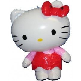 Personnage Gonflable Hello Kitty