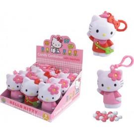 Porte Clé Figurine Hello Kitty