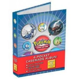 Classeur Pokémon A5 Générique II (+ 10 Feuilles)
