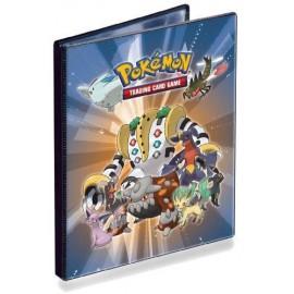 Pokémon Portofolio A5 Générique III
