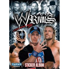 Album Stickers WWE Rivals